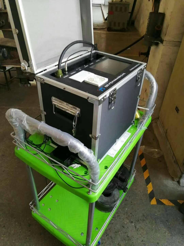 焊接件時效處理VSR-09高端頻譜(諧波)振動消除應力現場