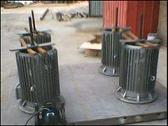 南洋防爆電機殼體振動時效處理