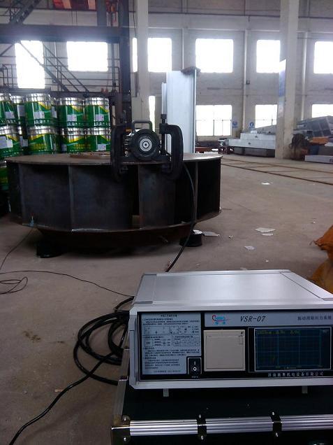 驰奥VSR-07时效焊接件