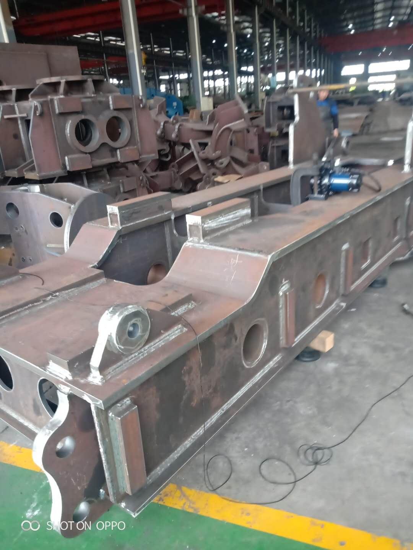 振动调整金属构件去除和调整残余应力