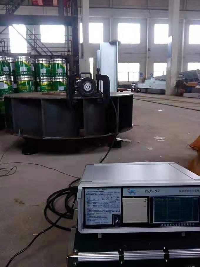 馳奧VSR-07觸摸振動消除應力儀時效礦山機械部件